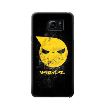P2811 Soul Eater Japan Anime Symbol Phone Case For Samsung Galaxy Note 5