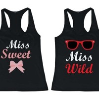 Miss Best Friends Matching Tank Tops - 365 Printing Inc