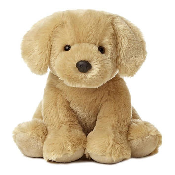 Golden Lab Aurora World 11-Inch Animal Plush