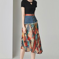 2019 Newest Gucci Women's Ready To Wear T-shirt And Skirts Style #18 - Best Online Sale
