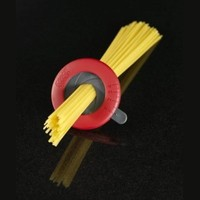 Joseph Joseph Spaghetti Measure, Red and Grey