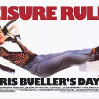 Ferris Bueller's Day Off Movie Poster 24x36
