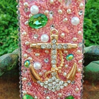 iPhone 5 Amazing Anchor Beach Case