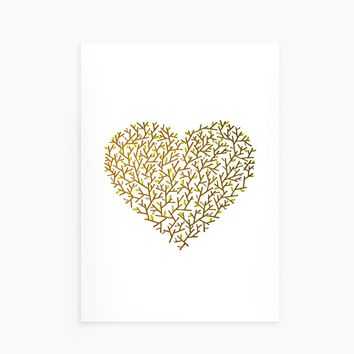 Compassion: Interdependence Print