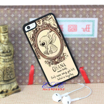 Harry Potter Marauders Map Ohana Lilo and Stitch cell phone case cover for iphone 4 4s 5 5s se 5c 6 6 plus 6s 6s plus 7 7 plus