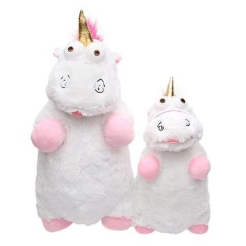 ICIKL3Z 40cm/56cm Despicable ME Unicorn Plush Toy  Minions Horse Stuffed Animals & Plush Plush Doll