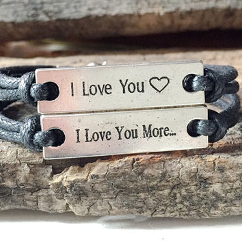 Best Couples Custom Engraved Bracelet Products On Wanelo