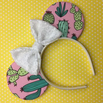 Cactus Mouse Ears