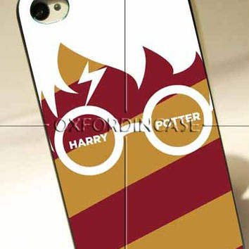 Harry Potter Face - for iPhone 4/4S case iPhone 5 case Samsung Galaxy S2/S3/S4 Case hard case