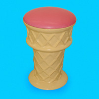 Cone Counter Stools