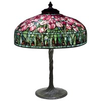 Tiffany Studios 'Tulip' Table Lamp