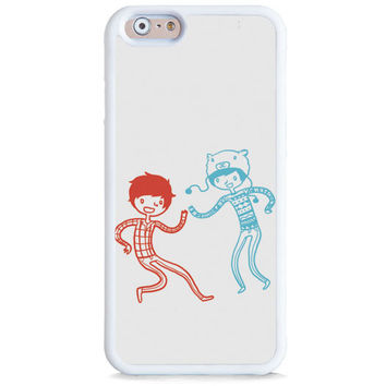 Amazingphil And Danisnotonfire iPhone 6 Case, Samsung Galaxy Rubber Case