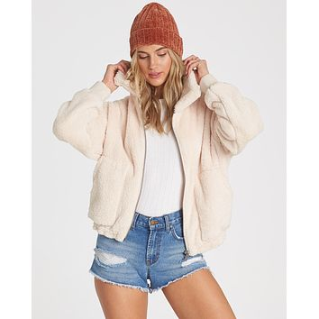 Billabong - Always Cozy Jacket | Whisper