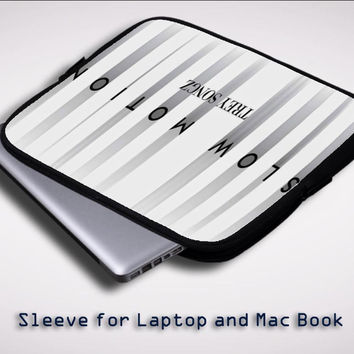 Slow motion trey songz Sleeve for Laptop, Macbook Pro, Macbook Air (Twin Sides)