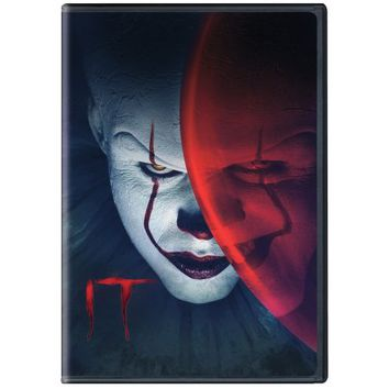 It (2017) (Walmart Exclusive) (DVD) - Walmart.com