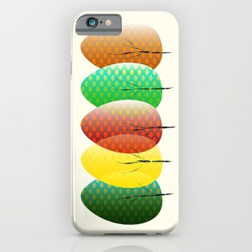Love Nature. Love Trees iPhone & iPod Case by Miss L In Art