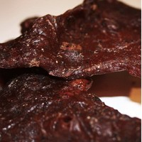 Sweet 'N' Hot Smoked Beef Jerky - 1lb