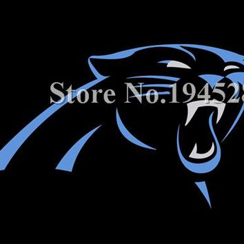 NFL Carolina Panthers Flag New 3x5ft 90x150cm Polyester Flag Banner, free shipping