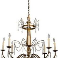 One Kings Lane - Natasha Baradaran - Paul Ferrante Chandelier