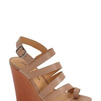 Lucky Brand 'Fairfina' Wedge Sandal (Women) | Nordstrom
