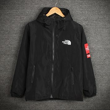 The North Face2017 autumn and winter new double coat men's jacket