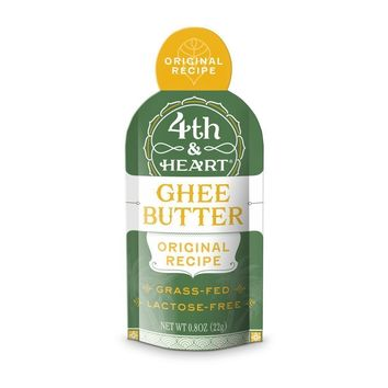 4th & Heart Ghee On The Go, Original 0.7 OZ - Pack of 5