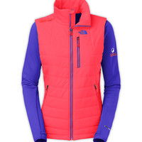 The North Face Women's Jackets & Vests SKIING/SNOWBOARDING WOMEN'S PEMBY HYBRID JACKET