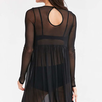 Out From Under Delicate Mesh Slip - Urban Outfitters