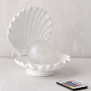 Color-Changing LED Shell Lamp | Urban Outfitters