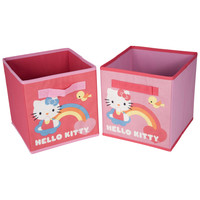 Hello Kitty Home Storage Bin and Organizer Collection