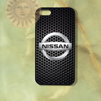 Nissan -iPhone 5 , 5s, 5c, 4s, 4 case,Ipod touch, Samsung GS3, GS4 case - Silicone Rubber or Hard Plastic Case, Phone cover