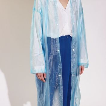 Rainy Day Rain Coat - Blue