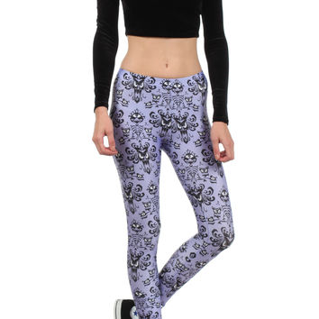Haunted Mansion Leggings - LIMITED