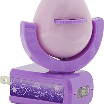 Projectables Six Image LED Plug-In Night Light (Disney Princesses)