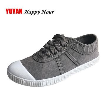 High Quality Denim Shoes Women Canvas Shoes 2017 Spring Autumn Flat Heel Fashion Womens Flats Ladies Brand Lace up ZH303