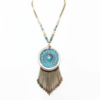 Salma Amulet Necklace