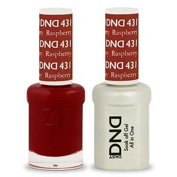DND - Gel & Lacquer - Raspberry - #431