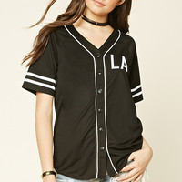 All Day LA Baseball Jersey