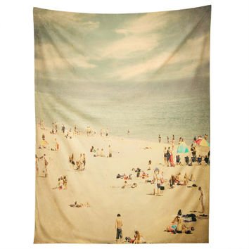 Shannon Clark Vintage Beach Tapestry