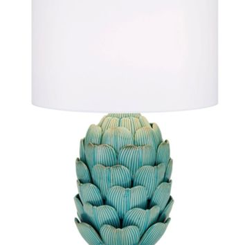 Unocha Dimensional Ceramic Table Lamp