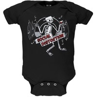Social Distortion - Skelly Disc Infant Bodysuit