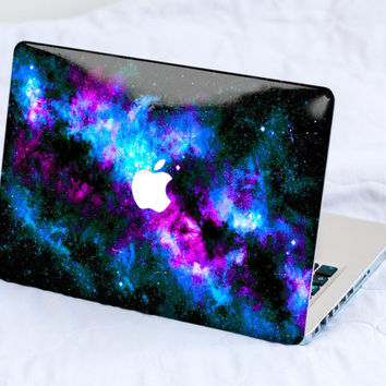Something Blue MacBook Decal Skin MacBook decal sticker MacBook Pro Retina Cover MacBook Air Acer Asus Dell HP Lenovo Chromebook Samsung