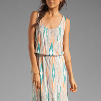 Ella Moss Santa Fe Maxi Dress in Rain from REVOLVEclothing.com
