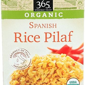 365 Everyday Value, Organic Spanish Rice Pilaf, 6.1 oz