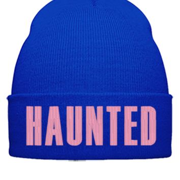 HAUNTED Beanie