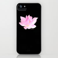 Simply lotus (Karen's) iPhone & iPod Case by Giada Rossi | Society6