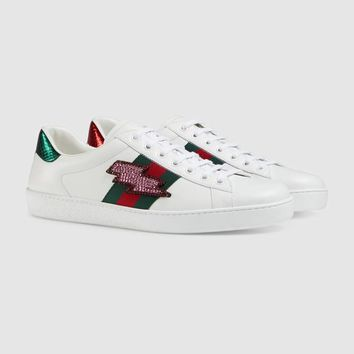 Gucci Ace Embroidered Low-top Sneaker One-nice™
