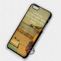 Moonrise Kingdom - iPhone 7 6 Plus 5c 5s SE Cases & Covers