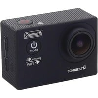 Coleman 16.0-megapixel Conquest3 4k Ultra Hd Wi-fi Waterproof Sports Camera Kit
