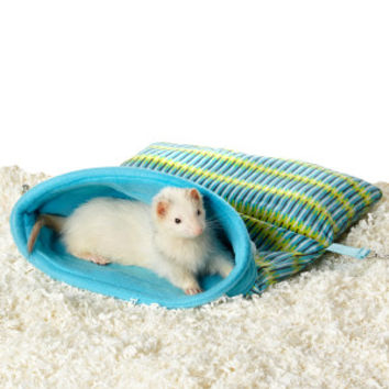 All Living Things® Ferret Sleep Sack | Toys & Habitat Accessories | PetSmart